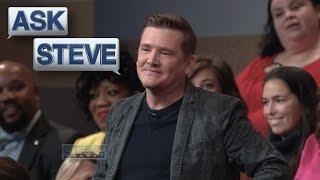 Ask Steve: Bullethead!? What's up man! || STEVE HARVEY