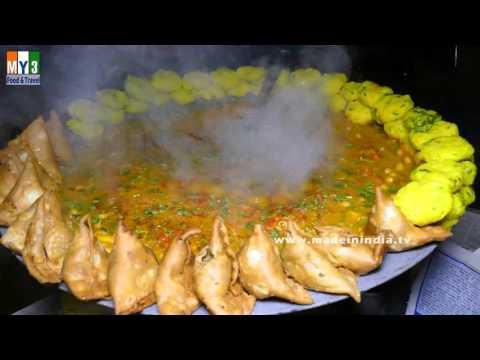 Cutlet Ragada Evening Snack | Chana Ragda  | Ragda Chaat Recipe | street food