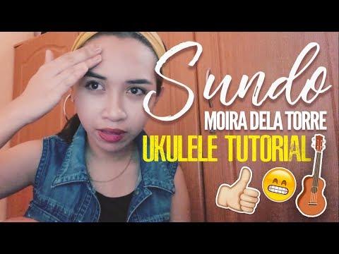 Sundo (Moira Dela Torre) Easy Ukulele Tutorial