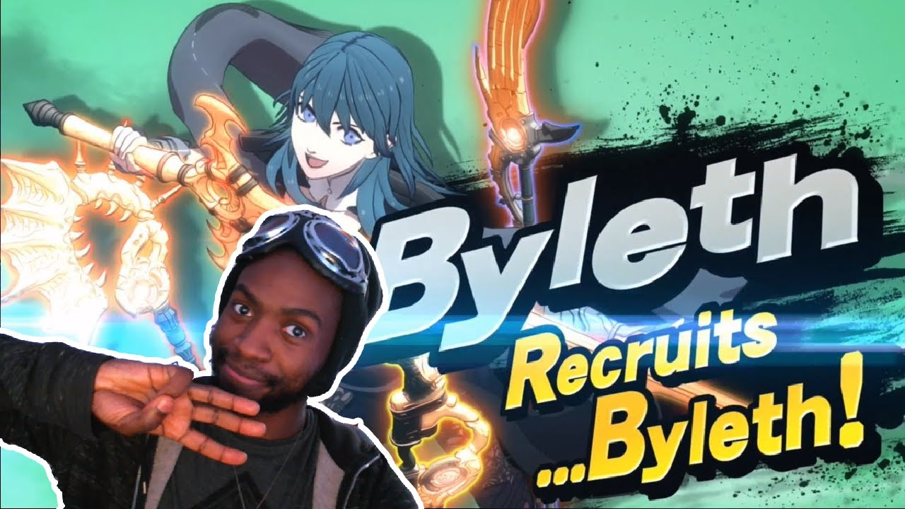 Jerry Reacts! BYLETH SMASH REVEAL