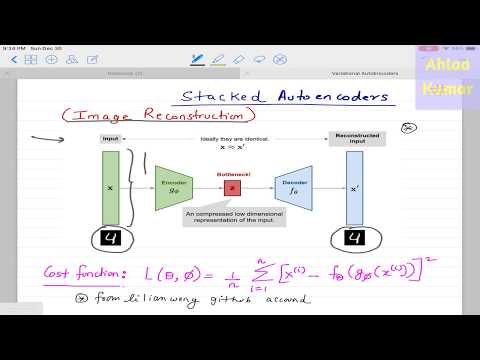 Download Deep Learning 19: (1) Variational AutoEncoder