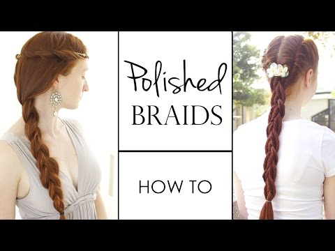 How to Have Smooth Braids and Reduce Braid Shred