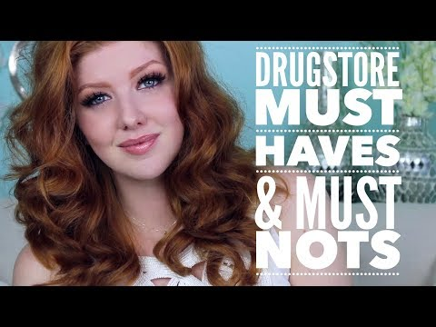 Drugstore Makeup Favorites | Must Haves & Must Nots
