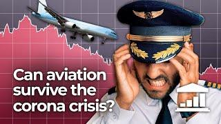 The biggest AVIATION CRISIS: the sector MOST DAMAGED by the CORONAVIRUS - VisualPolitik EN