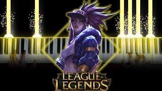 "[League of Legends] ""POP/STARS"" - K/DA ft. Madison Beer, (G)I-DLE, Jaira Burns (Piano)"