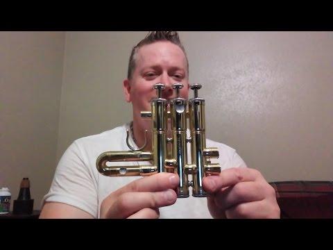 Viking Valves by Kurt Thompson: INCREASE Trumpet Finger Speed!
