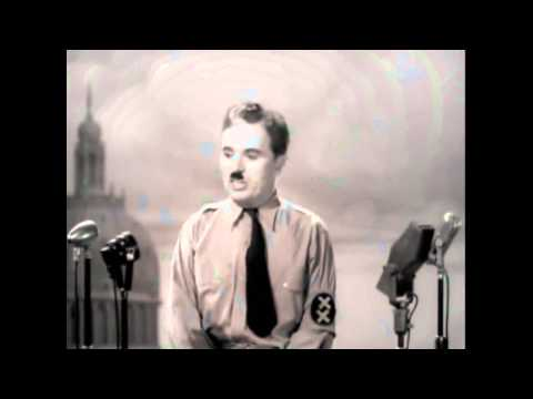 [Best Version] The Great Dictator Speech - Charlie Chaplin + Time - Hans Zimmer (INCEPTION Theme)