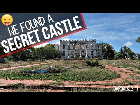 We found a Secret Castle! Barbados Vlog #1