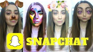 Como Usar Snapchat Trucos, Filtros y Mas  | StyledbyAle La Chula