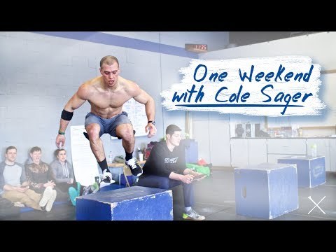 One Weekend with Cole Sager - Humbled Daily