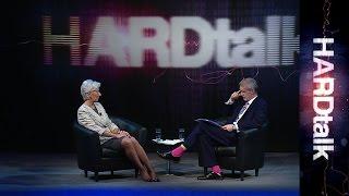 International Monetary Fund Q&A - BBC HARDtalk