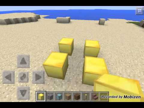 HOW TO BUILD NETHER REACTOR MCPE 11.1