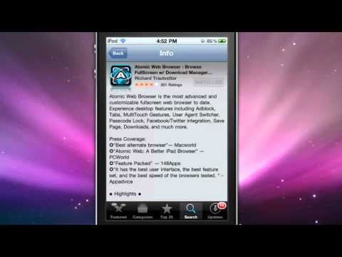 How To Stop From Going To Mobile Websites On iPhone & iPod Touch