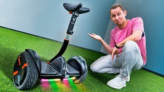Segway Hoverboard?! | DOPE or NOPE
