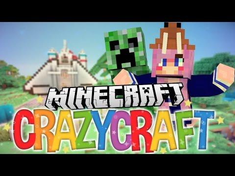 Cheeky Pranks   Ep 25   Minecraft Crazy Craft 3.0