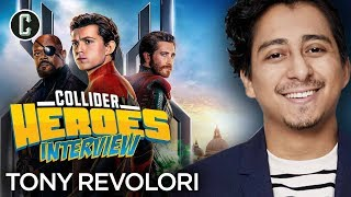 Spider-Man: Far From Home's Tony Revolori Talks the Sequel and the MCU