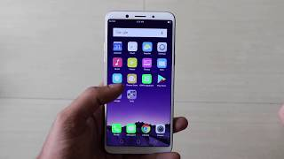 OPPO F5 Hands On, Camera and Features