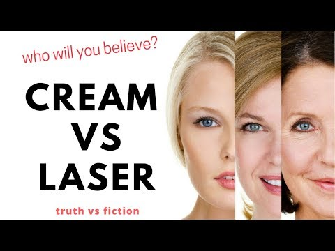 SKIN CARE- Can a cream be better than a laser procedure?