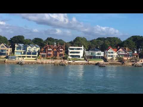 Brownsea, Poole Harbour and Sandbanks 1