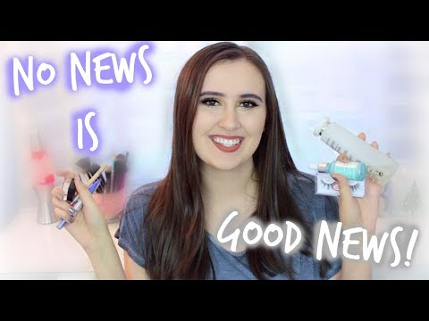 NO NEWS IS GOOD NEWS! products you don't know i love!