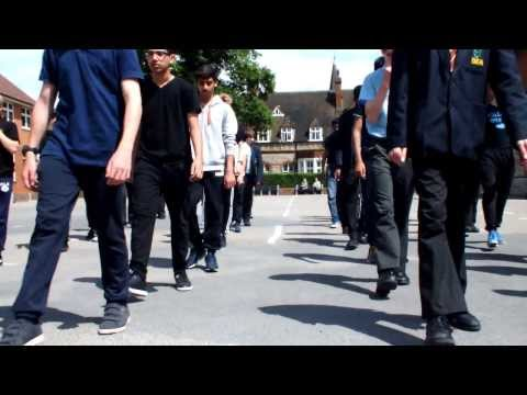 South America Creativity Week 2015 - Dartford Grammar School