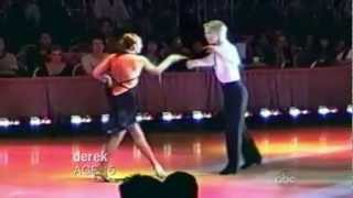 Dwts Derek And Julianne Hough And Mark Balllas As Teenagers