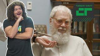David Letterman Is Coming to Netflix | Crunch Report