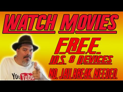 iPhone 6 FREE MOVIES ON [ALL NON-JAILBROKEN DEVICES] RUNNING iOS 8