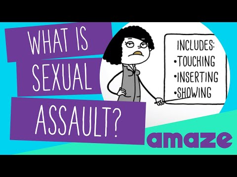 What Is Sexual Assault?
