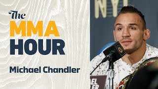 Michael Chandler Explains Why He Is Moving On From 'Lying' Bellator Champ Brent Primus