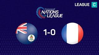 #CNL Highlights - Cayman Islands 1-0 Saint Martin