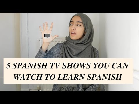 Spanish TV Shows You Can Watch To Learn Spanish