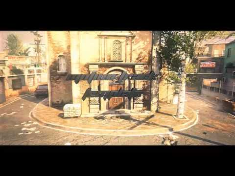 Black Ops 2 Slums 3D Motion Track Template #7