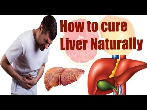 Top Best Food cure Liver Naturally  2018