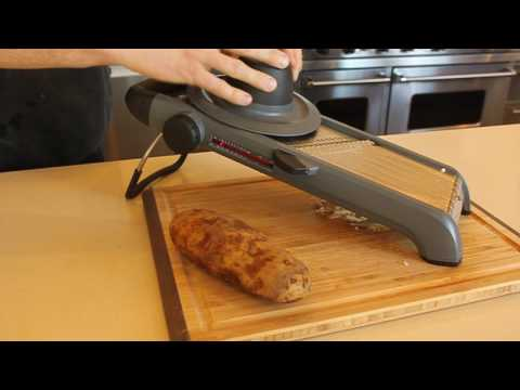 How to Make Waffle Fries on the Chef's Mandoline Slicer 2.0