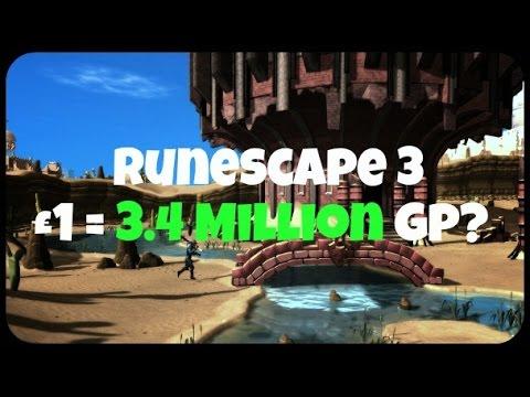 Runescape - £1 = 3.4M? (Day 24)