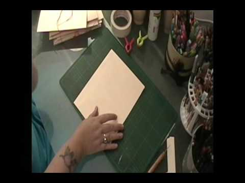 Make Your Own Art Journal Part 1