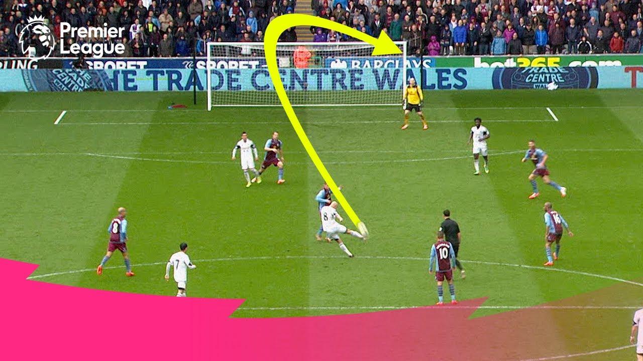 Inevitable! Magical! Genius! LONGEST PREMIER LEAGUE GOALS | Beckham, Suarez, Rooney