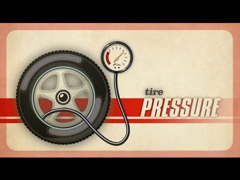 How Do I Check My Tire's Air Pressure?