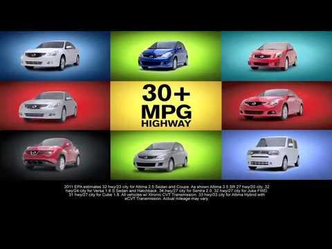 Nissan: Fuel Economy Spot