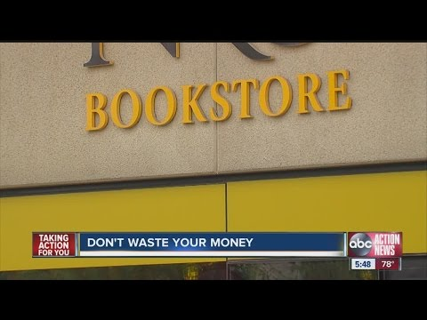 Don't Waste Your Money:  Soaring prices of college textbooks