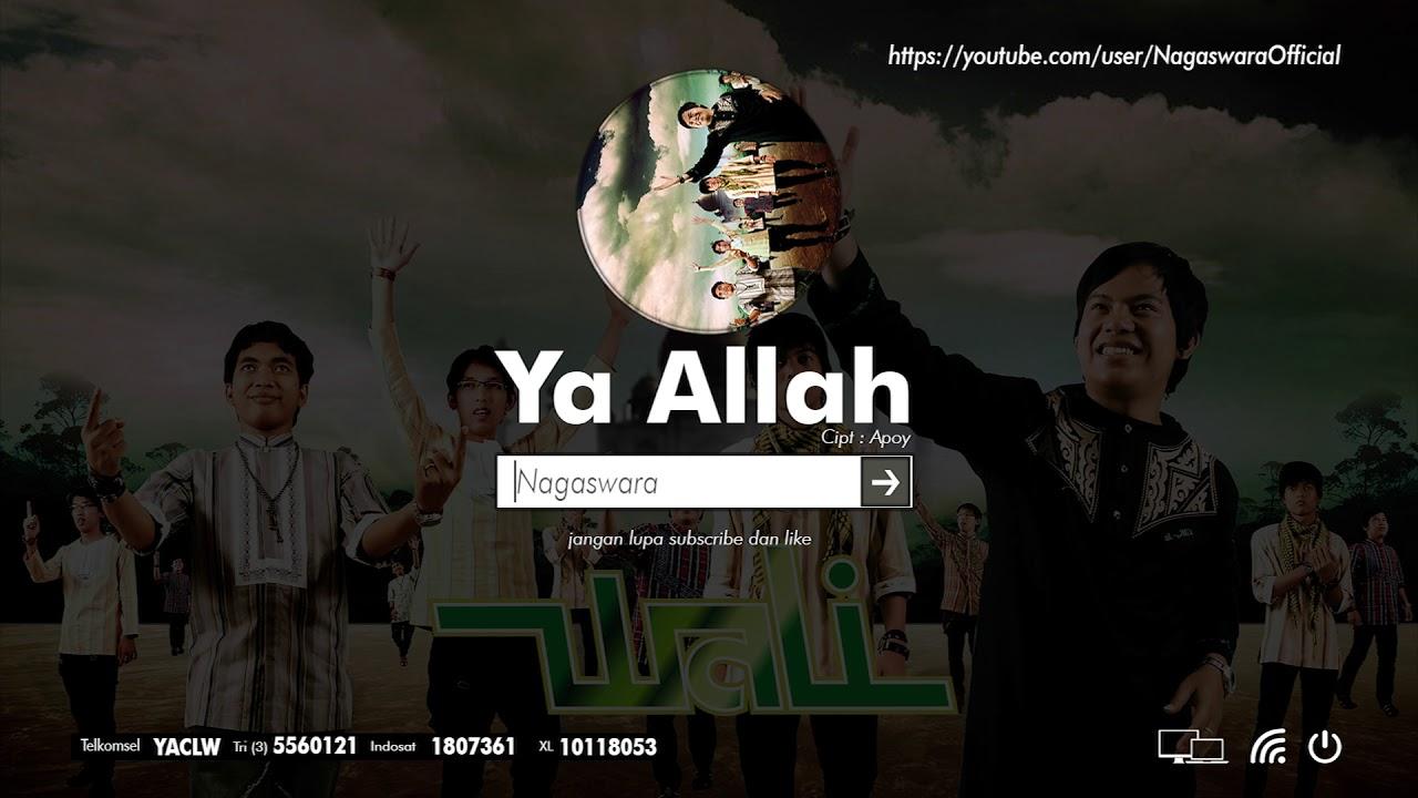 Download Wali - Ya Allah MP3 Gratis
