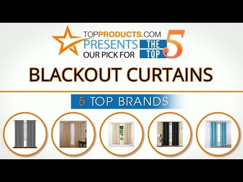Best Blackout Curtain Reviews 2017 – How to Choose the Best Blackout Curtain