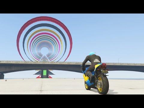 PARKOUR 100% IMPOSIBLE!! SUPER DIFICIL!! - CARRERA GTA V ONLINE - GTA 5 ONLINE