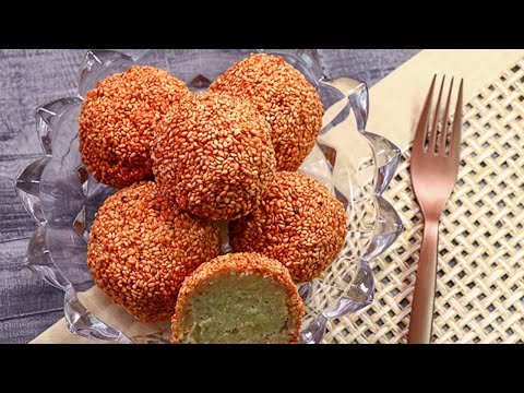 Sweet Potato Balls Recipe - SooperChef