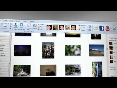 Photo Editing Innovation in Windows Live Essentials 2011
