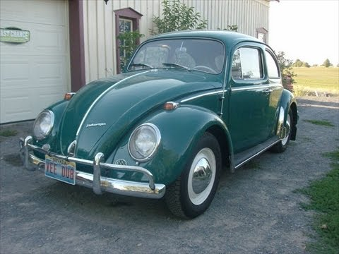 Classic  VW Beetle Bug,  By lastchanceautorestore.com