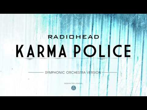 Radiohead - Karma police - Orchestra tribute