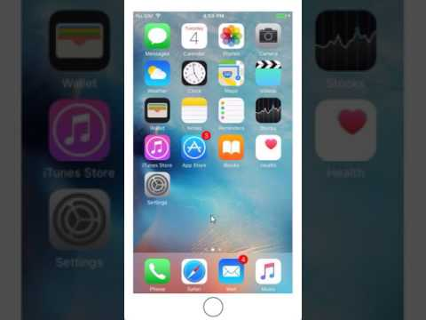 How to clear proxy on iPhone
