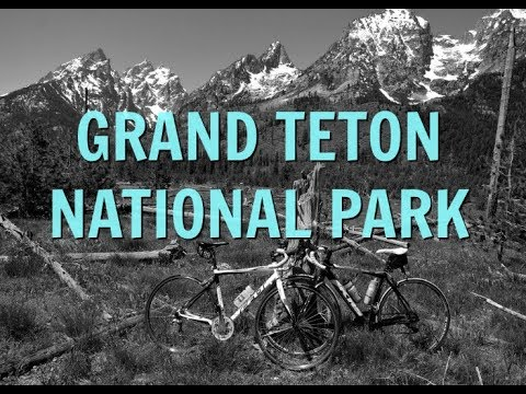 It's a Birthday Adventure! | Cycling in Grand Teton National Park